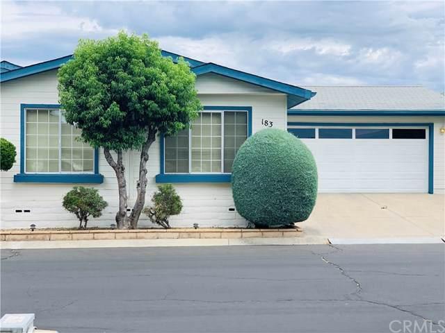 3800 W Wilson Street #183, Banning, CA 92220 (#SW19173650) :: Keller Williams Realty, LA Harbor