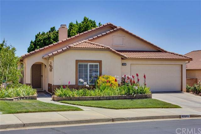 40843 Caballero Drive, Cherry Valley, CA 92223 (#EV19171614) :: Fred Sed Group