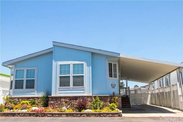 20701 Beach Boulevard #108, Huntington Beach, CA 92648 (#OC19166055) :: Fred Sed Group