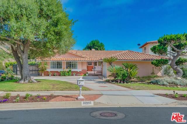 30945 Rue Valois, Rancho Palos Verdes, CA 90275 (#19491344) :: Naylor Properties