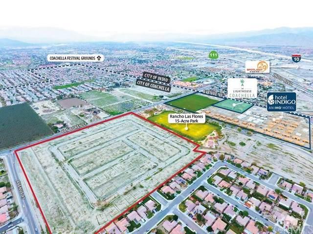 Van Buren Street, Coachella, CA 92236 (#219019545DA) :: California Realty Experts