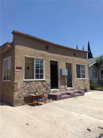 341 E 68th Street, Los Angeles (City), CA 90003 (#CV19172212) :: Heller The Home Seller