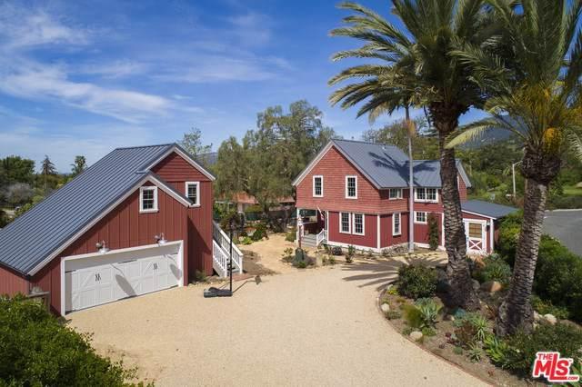 1189 N Ontare Road, Santa Barbara, CA 93105 (#19491604) :: RE/MAX Parkside Real Estate