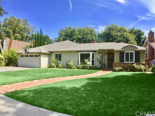 1610 Don Carlos Avenue, Glendale, CA 91208 (#319002923) :: The Brad Korb Real Estate Group