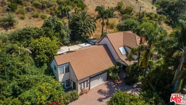 23233 Mariposa De Oro Street, Malibu, CA 90265 (#19491476) :: Fred Sed Group