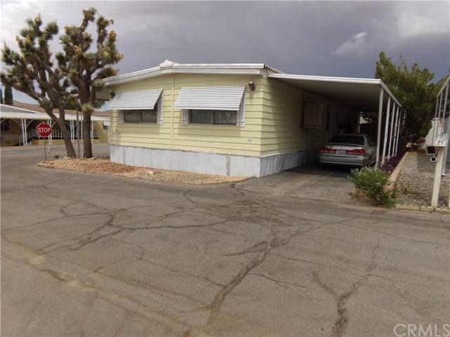 7425 Church Street #21, Yucca Valley, CA 92284 (#JT19174228) :: RE/MAX Empire Properties
