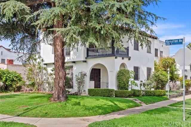 1201 Keniston Avenue, Los Angeles (City), CA 90019 (#SR19172605) :: California Realty Experts