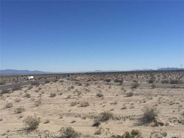 0 Chuckwalla Valley Rd, Desert Center, CA  (#WS19174358) :: Naylor Properties