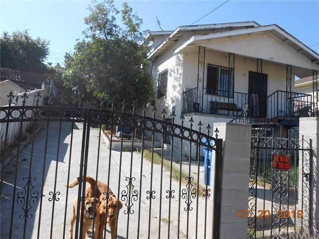 3271 Dundas St., City Terrace, CA 90063 (MLS #DW19174342) :: Desert Area Homes For Sale