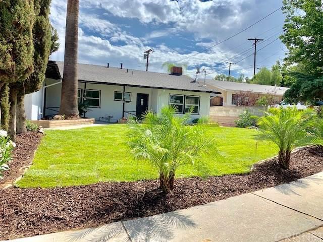 11314 Hunnewell Avenue, Sylmar, CA 91342 (#SR19174341) :: Fred Sed Group