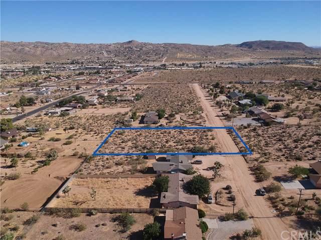 0 Bonita, Yucca Valley, CA 92284 (#JT19173740) :: RE/MAX Empire Properties