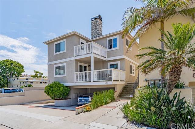 546 11th Street B, Hermosa Beach, CA 90254 (#SB19173973) :: California Realty Experts