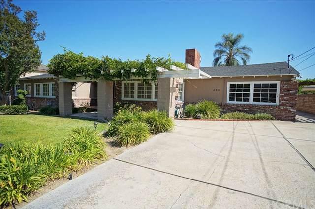 350 Fairview Avenue, Arcadia, CA 91007 (#AR19174672) :: Fred Sed Group
