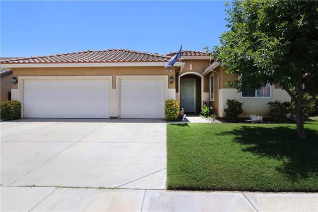 1661 Amber Lily Drive, Beaumont, CA 92223 (#CV19174315) :: Keller Williams Realty, LA Harbor