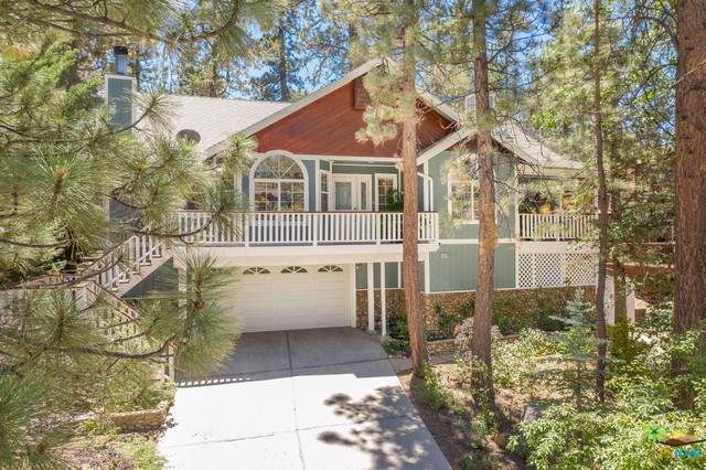 42649 Constellation, Big Bear, CA 92315 (#19491858PS) :: Keller Williams Realty, LA Harbor