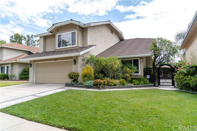 282 Heathcliff Place, Brea, CA 92821 (#PW19175032) :: Ardent Real Estate Group, Inc.