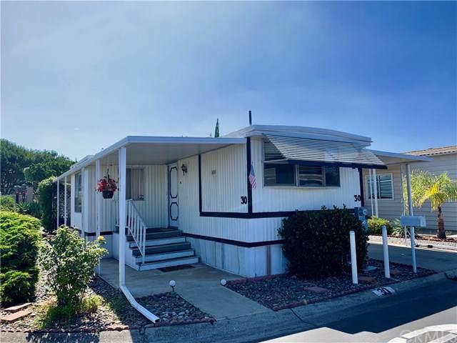 1010 E Bobier #30, Vista, CA 92084 (MLS #SW19173552) :: Desert Area Homes For Sale
