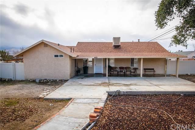 860 E Hoffer, Banning, CA 92220 (MLS #EV19175067) :: Desert Area Homes For Sale