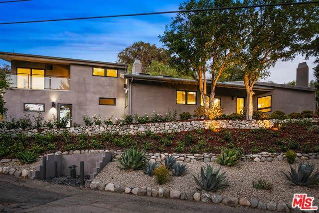 28327 Foothill Drive, Agoura Hills, CA 91301 (#19491710) :: Allison James Estates and Homes