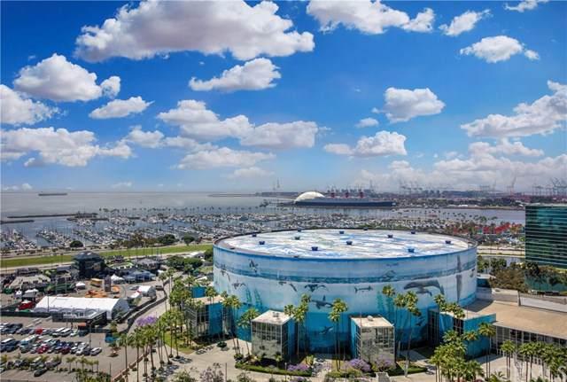 388 E Ocean Boulevard P8, Long Beach, CA 90802 (#PW19142829) :: Fred Sed Group