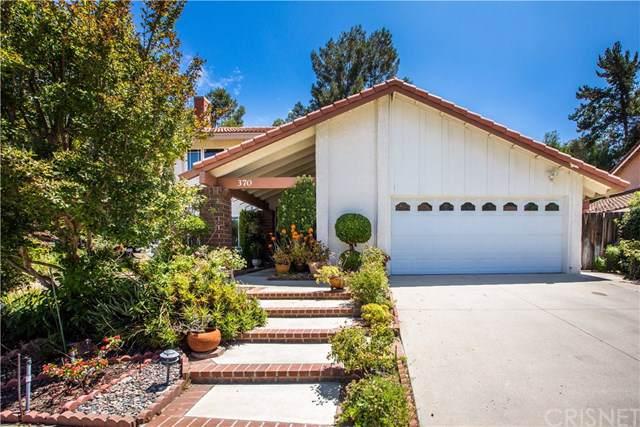 370 Castilian, Thousand Oaks, CA 91320 (#SR19175393) :: RE/MAX Masters