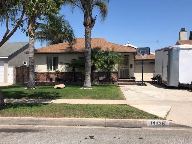 14426 Falco Avenue, Norwalk, CA 90650 (#DW19175448) :: Fred Sed Group
