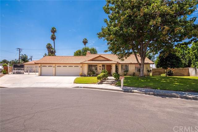 245 Ishbell Court, Riverside, CA 92507 (MLS #IV19174919) :: Desert Area Homes For Sale