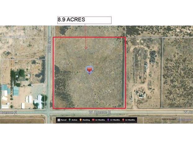 7000 Vac/Cor 70th W/Ave G, Lancaster, CA 93534 (#SR19175602) :: The Marelly Group | Compass
