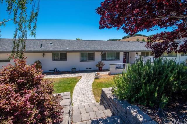 140 Country Club Drive, San Luis Obispo, CA 93401 (#PI19175597) :: RE/MAX Masters