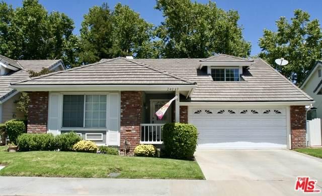 24049 Blacker House Court, Valencia, CA 91355 (#19491508) :: Brandon Hobbs Group