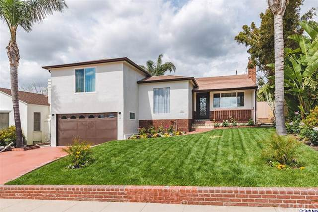 1055 E Angeleno Avenue, Burbank, CA 91501 (#319002984) :: Fred Sed Group