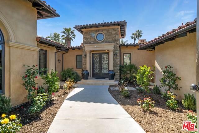 1217 Granvia Altamira, Palos Verdes Estates, CA 90274 (#19492594) :: RE/MAX Masters