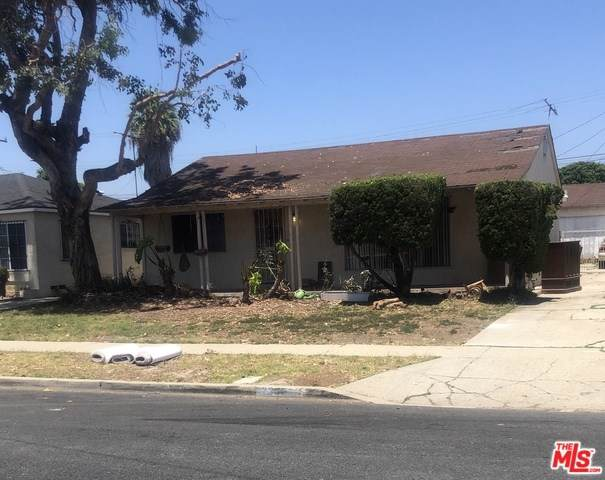 2203 W 152ND Street, Compton, CA 90220 (#19491324) :: Allison James Estates and Homes
