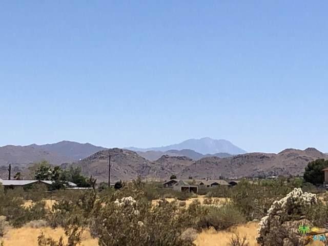 605 Lind 271-08 Road, Joshua Tree, CA 92252 (#19486694PS) :: Allison James Estates and Homes