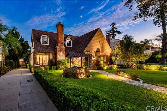 2218 E Orange Grove Boulevard, Pasadena, CA 91104 (#CV19177529) :: Fred Sed Group