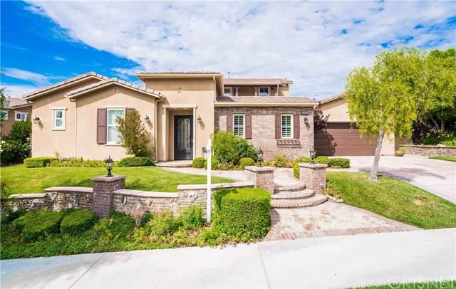 26536 Oak Terrace Place, Valencia, CA 91381 (#SR19176965) :: Z Team OC Real Estate