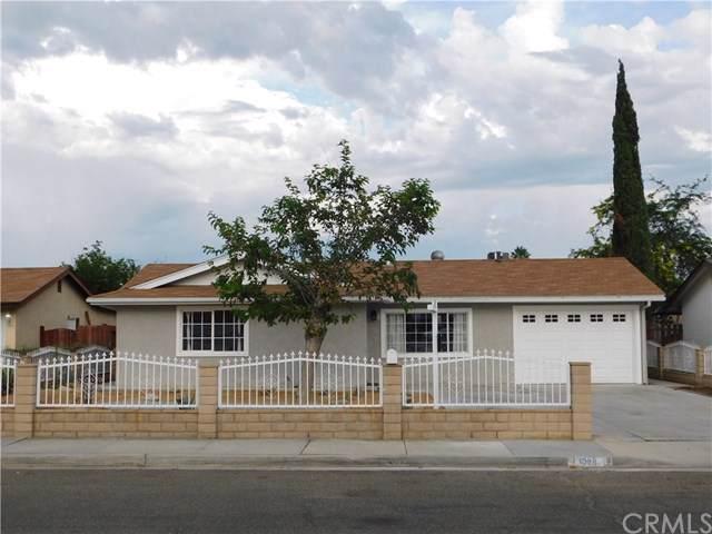 1029 S Thompson Street, Hemet, CA 92543 (#SW19176622) :: Fred Sed Group