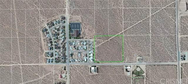 1 Douglas & Sarah, Mojave, CA  (#SR19178243) :: Rogers Realty Group/Berkshire Hathaway HomeServices California Properties