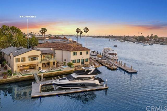89 Linda Isle, Newport Beach, CA 92660 (#OC19176445) :: Fred Sed Group