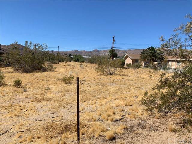 0 Plaza Road, Joshua Tree, CA 92252 (#JT19178503) :: Legacy 15 Real Estate Brokers