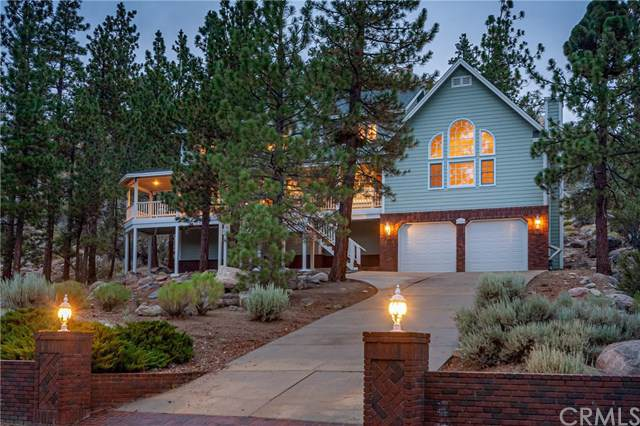 42658 Gold Rush Drive, Big Bear, CA 92315 (#PW19178528) :: Faye Bashar & Associates