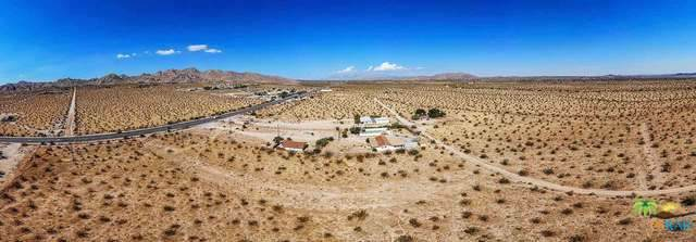 63836 Twentynine Palms Highway, Joshua Tree, CA 92252 (#19491320PS) :: Steele Canyon Realty