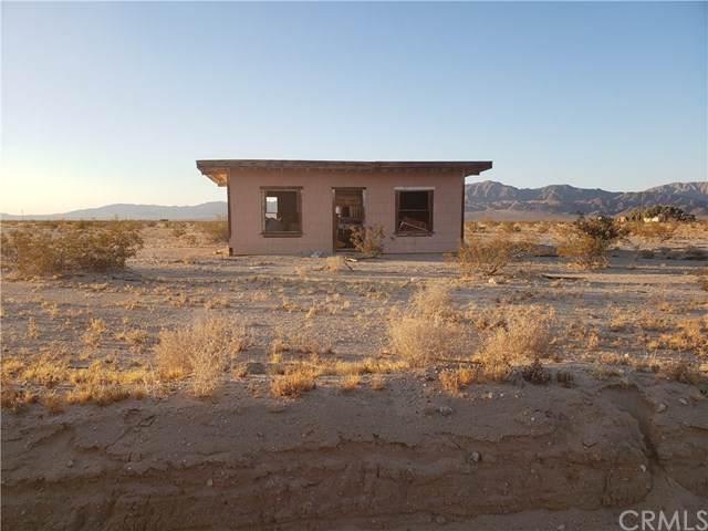 0 Diamond Bar, 29 Palms, CA 92277 (#JT19179426) :: The Laffins Real Estate Team