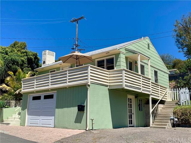 1056 Dyer Place, Laguna Beach, CA 92651 (#LG19179541) :: Doherty Real Estate Group