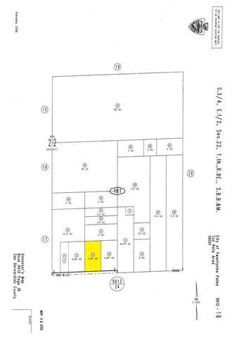 0 Two Mile Road, 29 Palms, CA  (#SW19179705) :: The Marelly Group   Compass