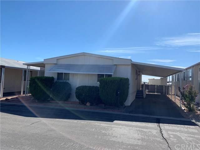 54999 Martinez #82, Yucca Valley, CA 92284 (#JT19180065) :: Z Team OC Real Estate