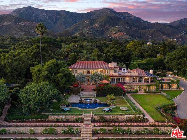 1954 E Valley Road, Montecito, CA 93108 (#19493804) :: Z Team OC Real Estate