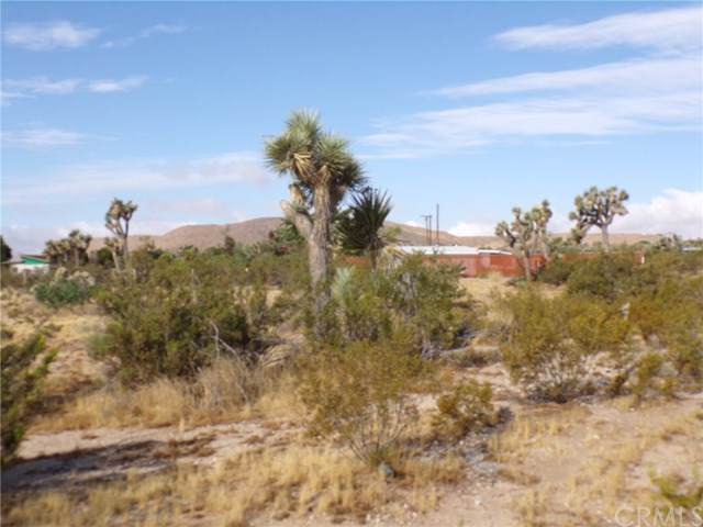 0 Buena Vista Drive, Yucca Valley, CA 92284 (#JT19181728) :: J1 Realty Group