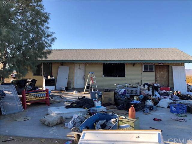 5770 Allen Ave, 29 Palms, CA 92277 (#JT19182484) :: Rogers Realty Group/Berkshire Hathaway HomeServices California Properties