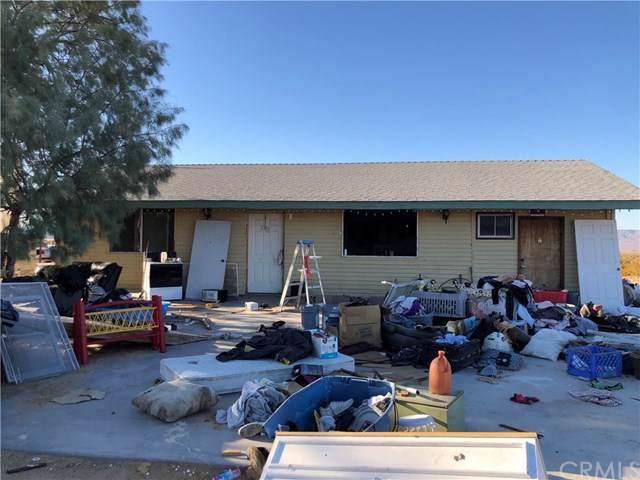 5770 Allen Ave, 29 Palms, CA 92277 (#JT19182484) :: The Laffins Real Estate Team